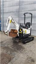 Bobcat EB10, 2012, Mini excavators < 7t (Mini diggers)
