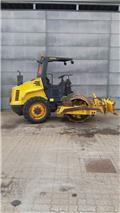 Bomag BW 124 P D B, 2005, Hjullaster til komprimering