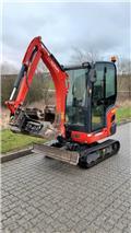 Kubota KX 019-4, 2015, Mini Excavators <7t (Mini Diggers)