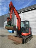 Kubota KX 057-4, 2011, Mini excavators < 7t (Mini diggers)