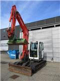 Kubota KX 080-3, 2011, Mini Excavators <7t (Mini Diggers)