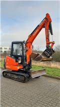 Kubota KX 101-3, 2015, Mini excavators < 7t (Mini diggers)