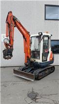 Kubota KX 61-3, 2010, Minigravere <7t