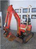 Kubota U 10-3, 2012, Mini excavators < 7t (Mini diggers)