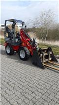 Weidemann 1140, 2019, Mini loaders