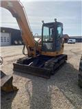 Case CX80, 2006, Crawler excavators