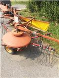 Fransgård TI 6000, Andet udstyr til foderhøster