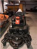 Husqvarna RIDER PRO 520D, 2014, Tractores corta-césped
