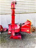 Lindana 760P, 1998, Medienos smulkintuvai