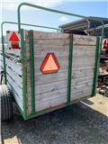 Other KREATURVOGN, Animal transport semi-trailers