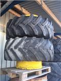Pirelli 540/65R28, Dubbele wielen