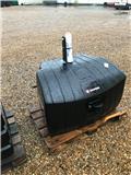 Saphir 1.100 KG, 2018, Annet Traktor tilbehør