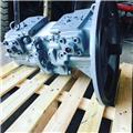 Komatsu PC210LC, Hydraulics