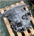 Komatsu PW180-10, Hydraulics