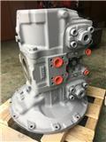 Komatsu PW200, Hydraulikk