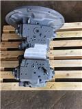 Komatsu PW220, Hydraulics