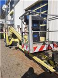 Dino 180 T, 2010, Mga trailer mount aerial  platforms