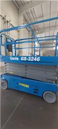 Genie GS 3246, 2016, Plataformas tijera