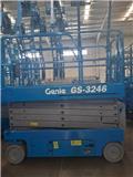 Genie GS 3246, 2017, Plataformas tijera