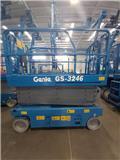 Genie GS 3246, 2014, Plataformas tijera