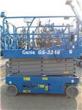 Genie GS 3246, 2019, Plataformas tijera