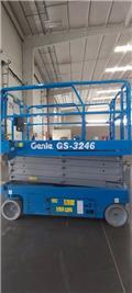 Genie GS 3246, 2015, Plataformas tijera