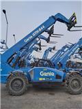 Genie GTH 844, 2017, Carretillas telescópicas