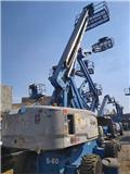 Genie S 60 X, 2014, Plataformas con brazo de elevación telescópico