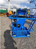Genie Z 40/23 N RJ, 2018, Plataformas con brazo de elevación manual