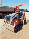 Hamm HD 12 VV، 2008، ملحقات أخرى للحفر والتحميل