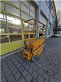 Haulotte Optimum  8, 2014, Scheren-Arbeitsbühnen