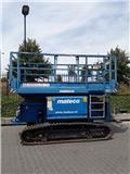 Holland Lift XZ-65DXL22-TR, 2013, Scissor Lifts