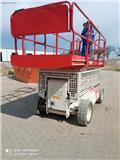 JLG 3369LE, 2008, Scissor lifts