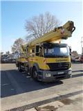 Palfinger WT 450, 2007, Truck Mounted Aerial Platforms