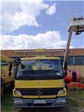 Palfinger WT 170 / DAIMLER ATEGO 816, 2008, Truck Mounted Aerial Platforms