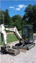 Bobcat E 32, 2010, Mini excavators < 7t (Mini diggers)