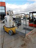 Manitou 100 VJR EVOLUTION, 2012, Articulated boom lifts