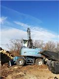 Fuchs MHL 464, 2007, Wheeled Excavators