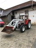Steyr 8080A TURBO MIT FRONTLADER, 1983, Altro