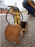 SMP 800 mm, Buckets