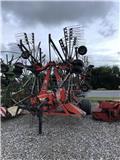 Fella TS 4000, 2007, Rastrilladoras y rastrilladoras giratorias