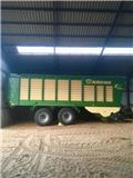 Krone ZX470 GD, 2016, General purpose trailers
