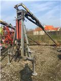 Kimadan 5,5 meter Gyllemixer, 1998, Цистерни для перевезення суспензій
