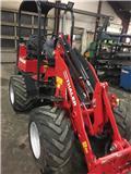 Thaler 2238S 400 mm hjul, ektra hydraulik. 3ed udtag og h, 2019, Mini Loader