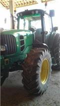John Deere 6930 Premium, 2008, Tracteur