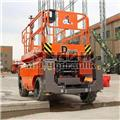 Dingli JCPT, Scissor lifts