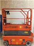 Dingli JCPT 0807 DC, 2013, Saxlifte