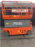 Dingli JCPT 1412 DC, 2012, Scissor Lifts