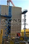HAB S225-12 E4WDS, Scissor Lifts