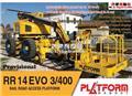 Platform Basket RR 14 EVO 3/400, Egyéb felvonók és állványok